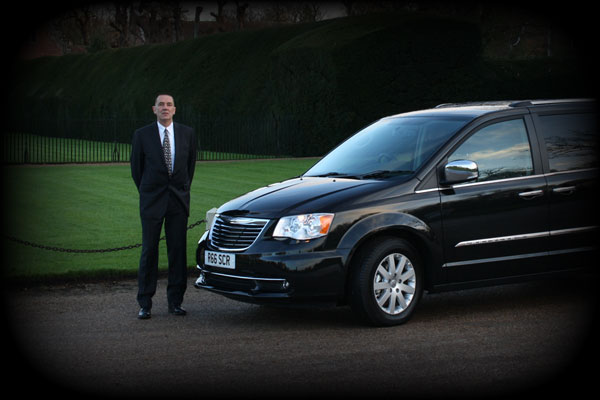 Norfolk Chauffeur Services Chrysler Grand Voyager